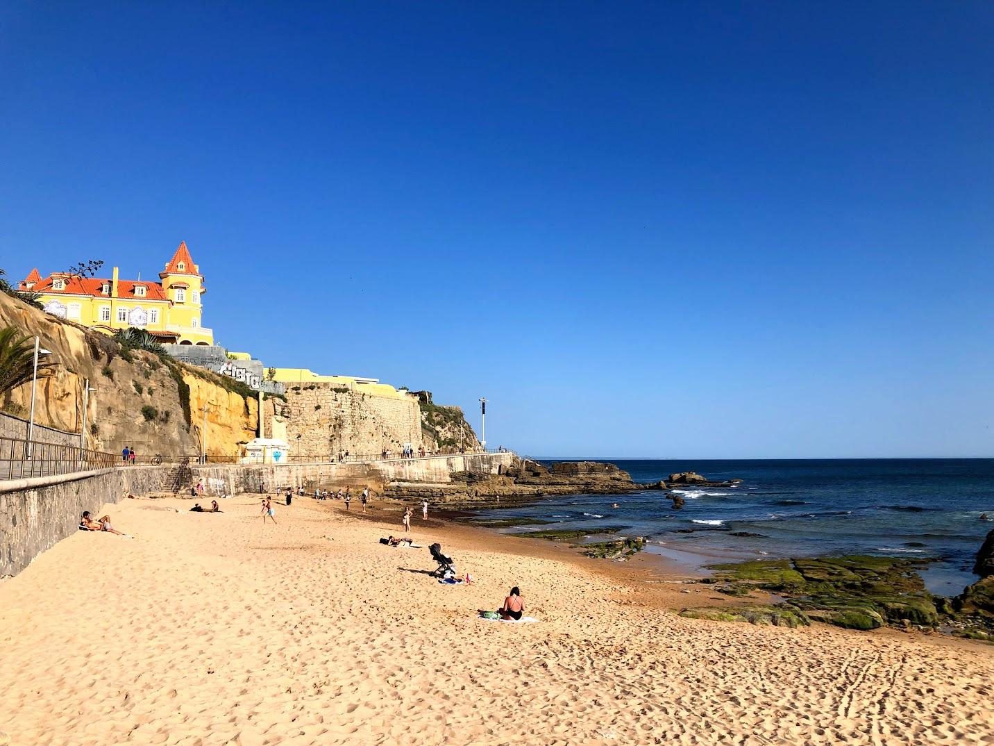 Praia da Poça, Lisboa, Portugal