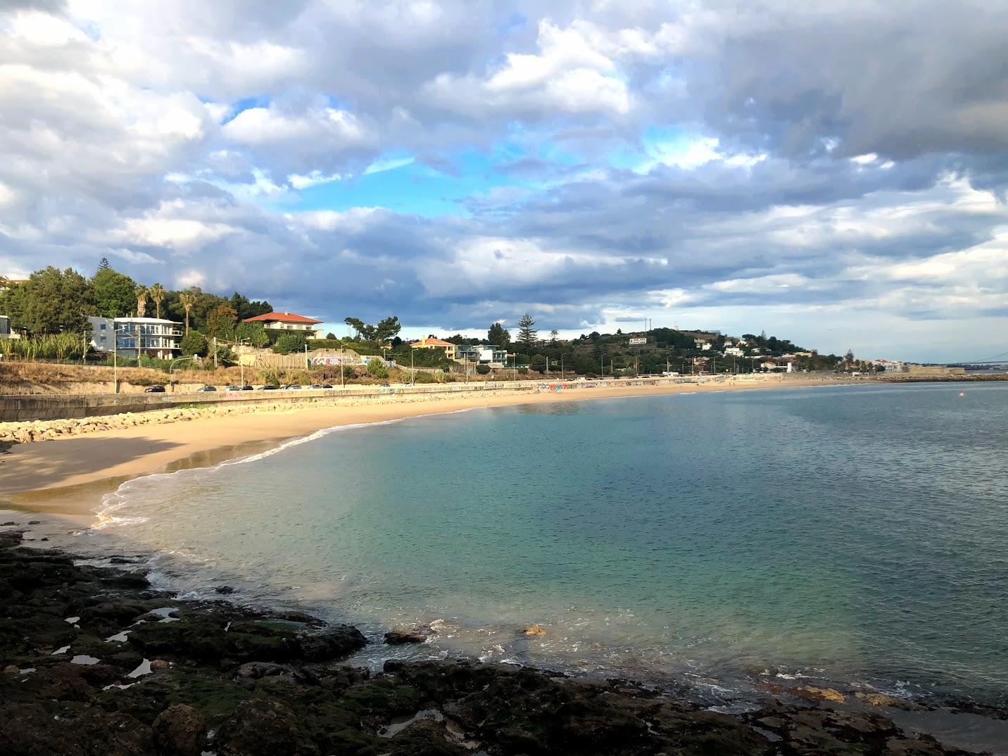Praias de Lisboa: Caxias