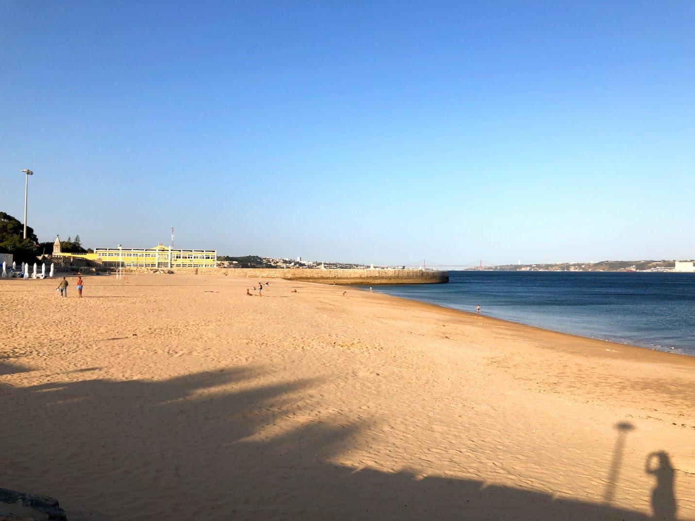 Praias de Lisboa: Paço d'Arcos