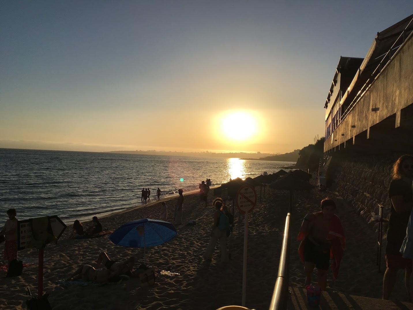 Praias de Lisboa: Avencas