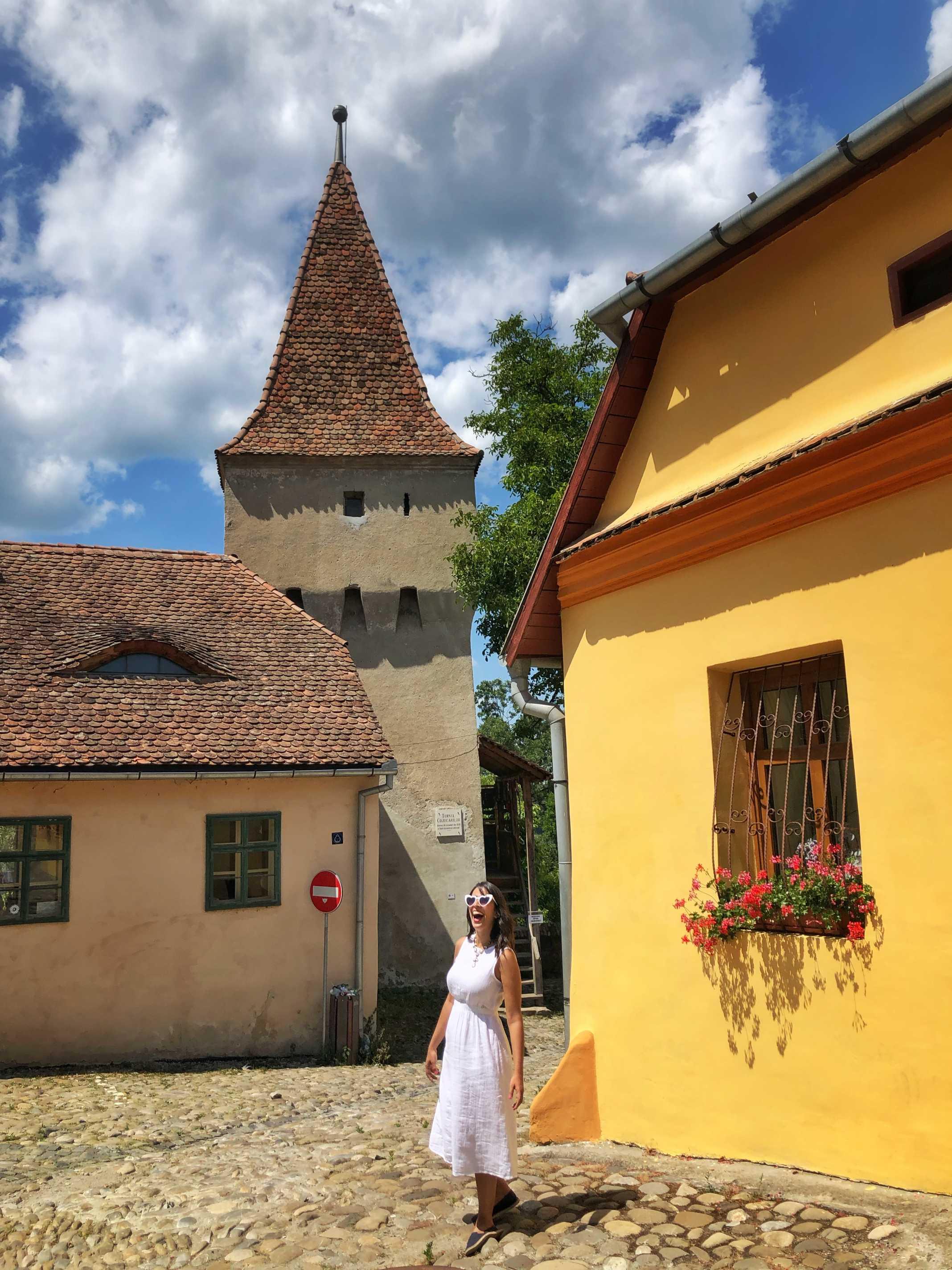 Sighisoara Transilvânia Romênia