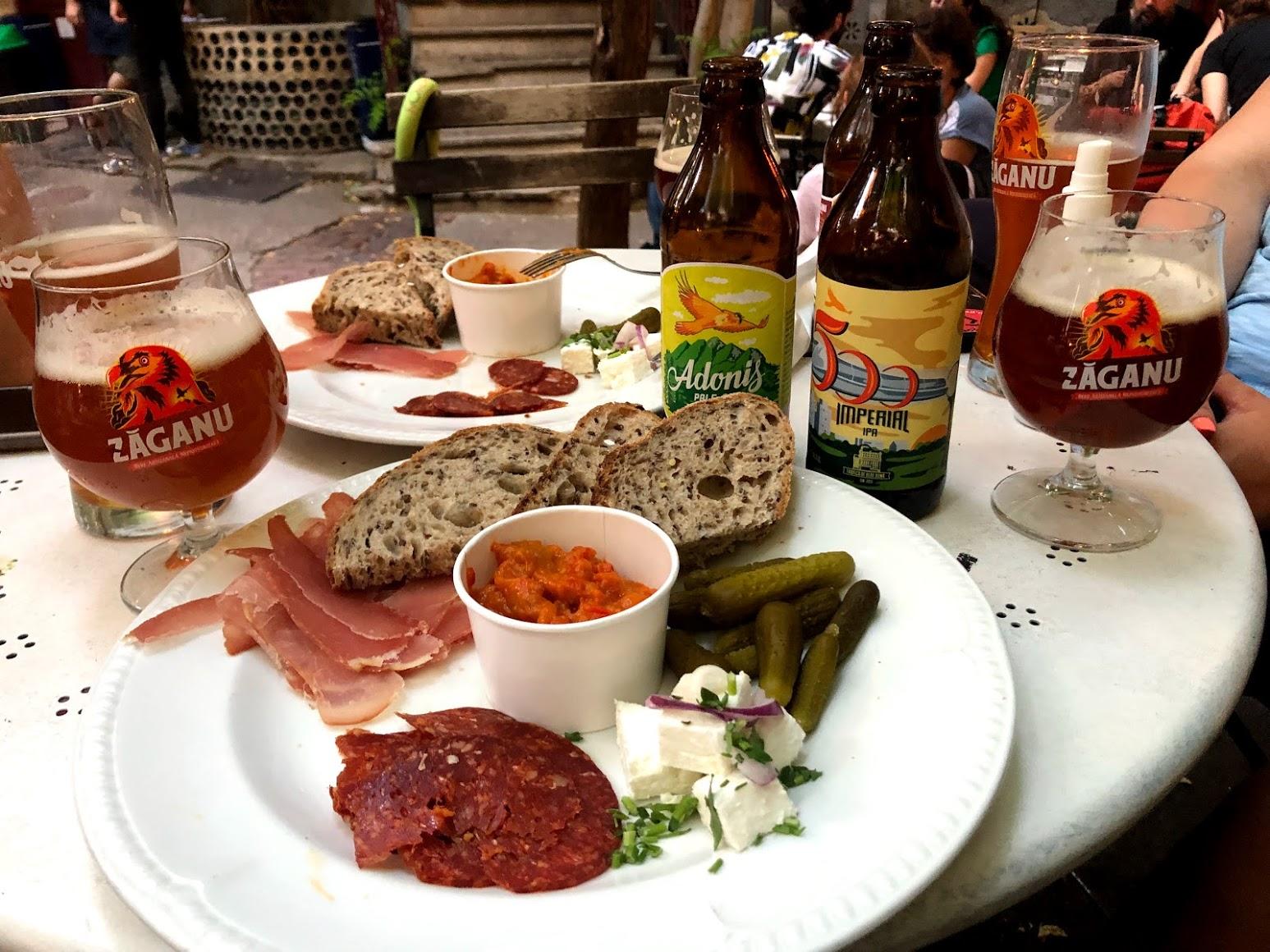 Beer Tour Bucharest