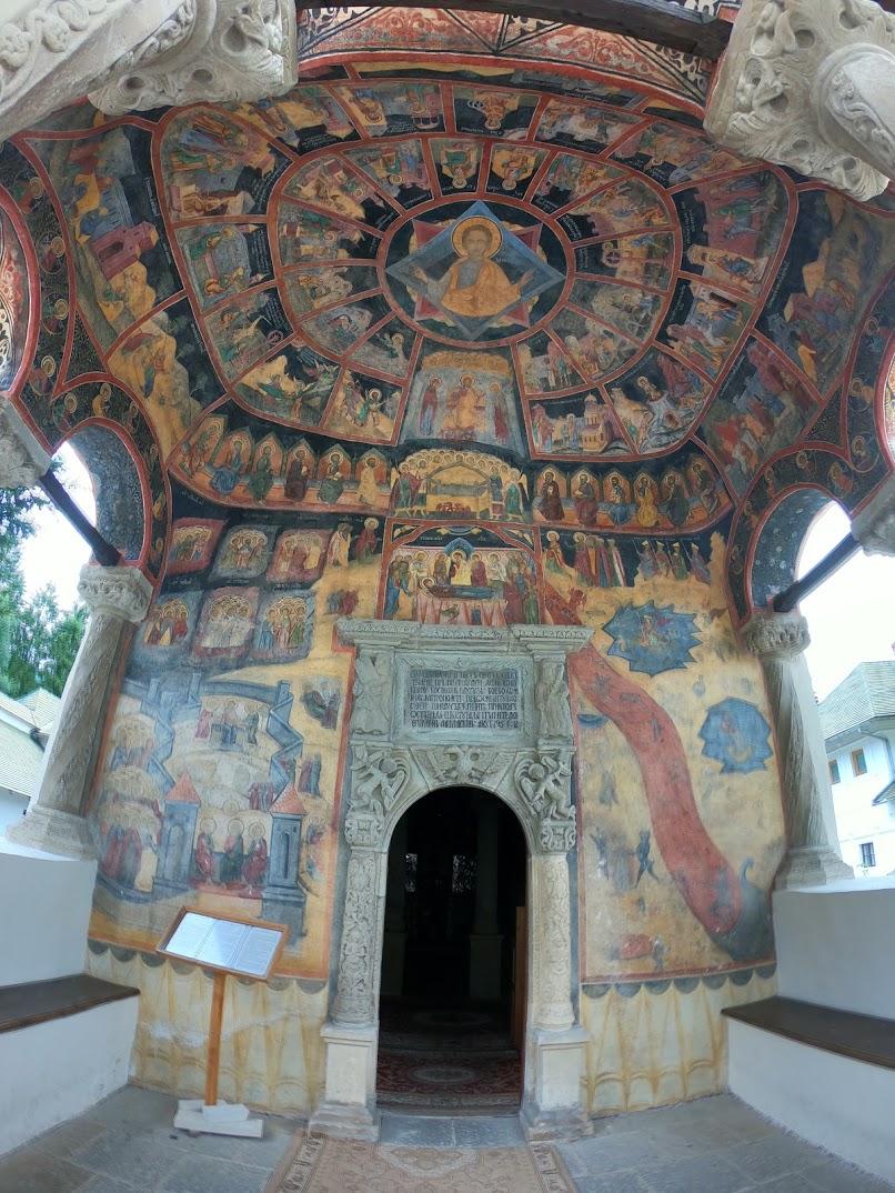 Mosteiro Sinaia Romênia