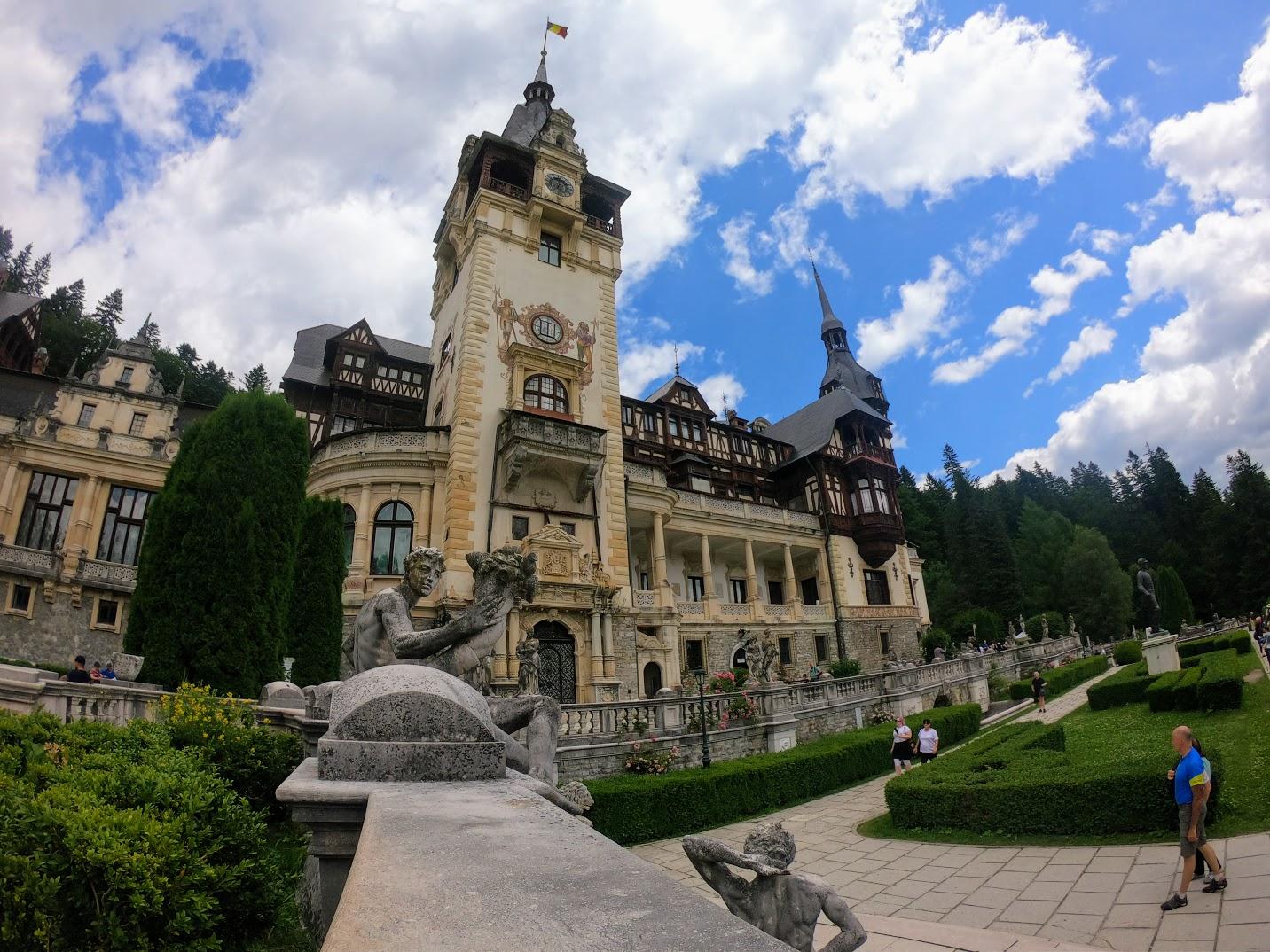 Castelo de Peles, Sinaia, Romênia