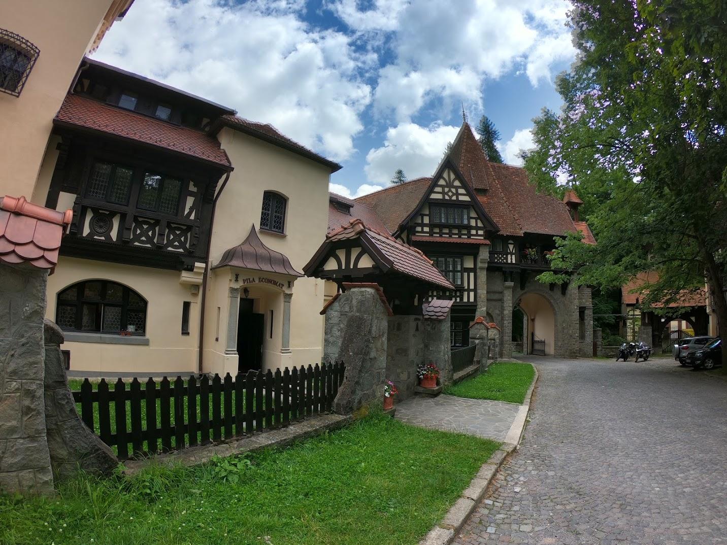 Castelos Sinaia
