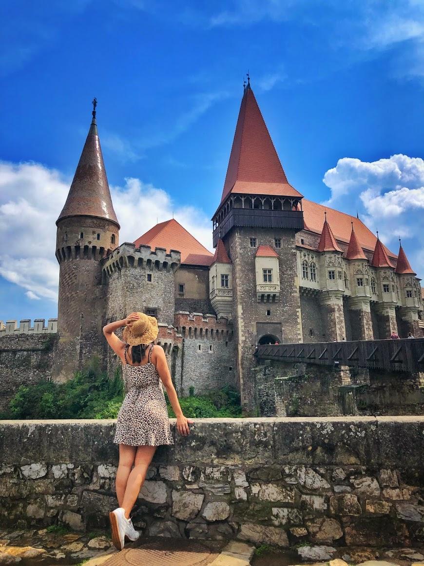 Castelo Transilvânia Romênia