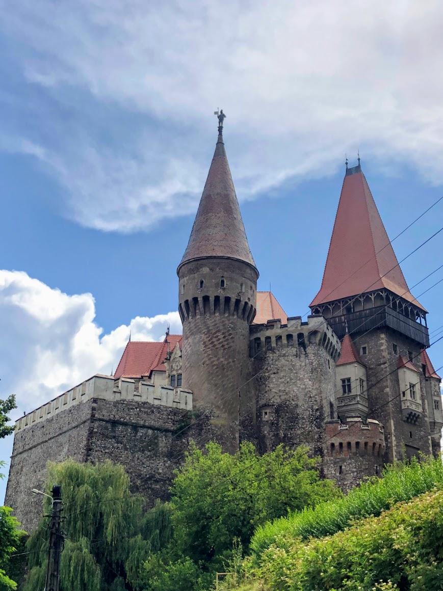 Castelos na Transilvânia