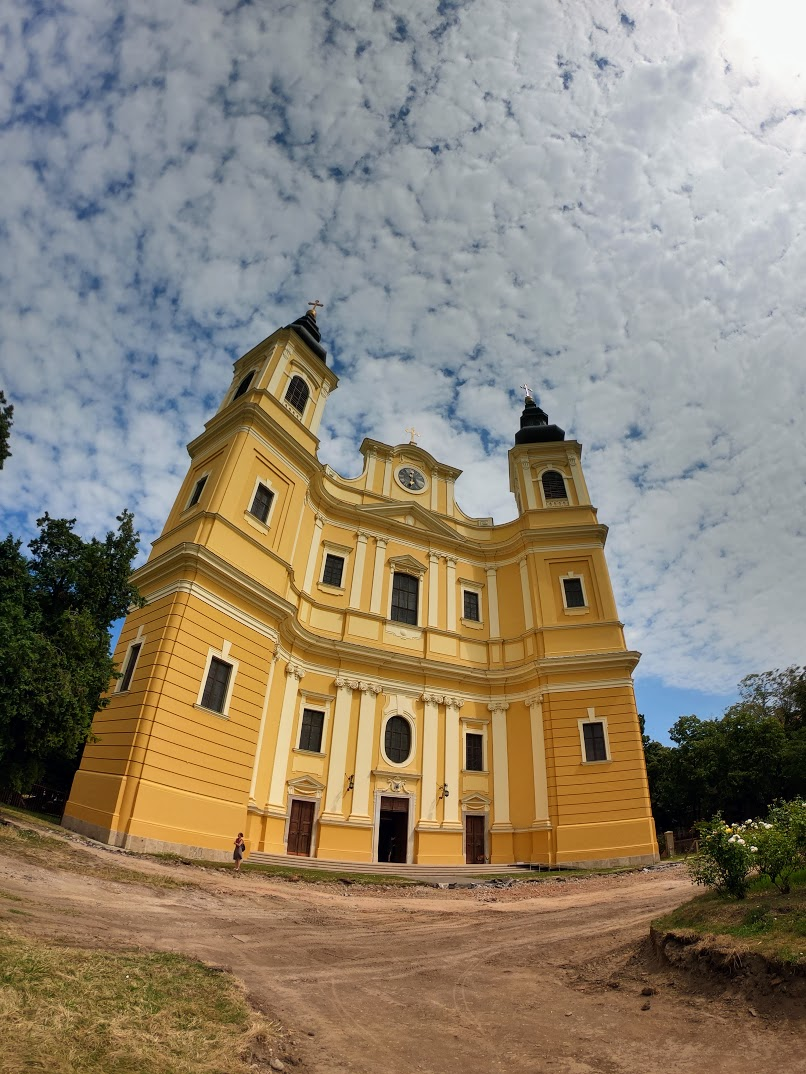 Catedral Oradea Romenia