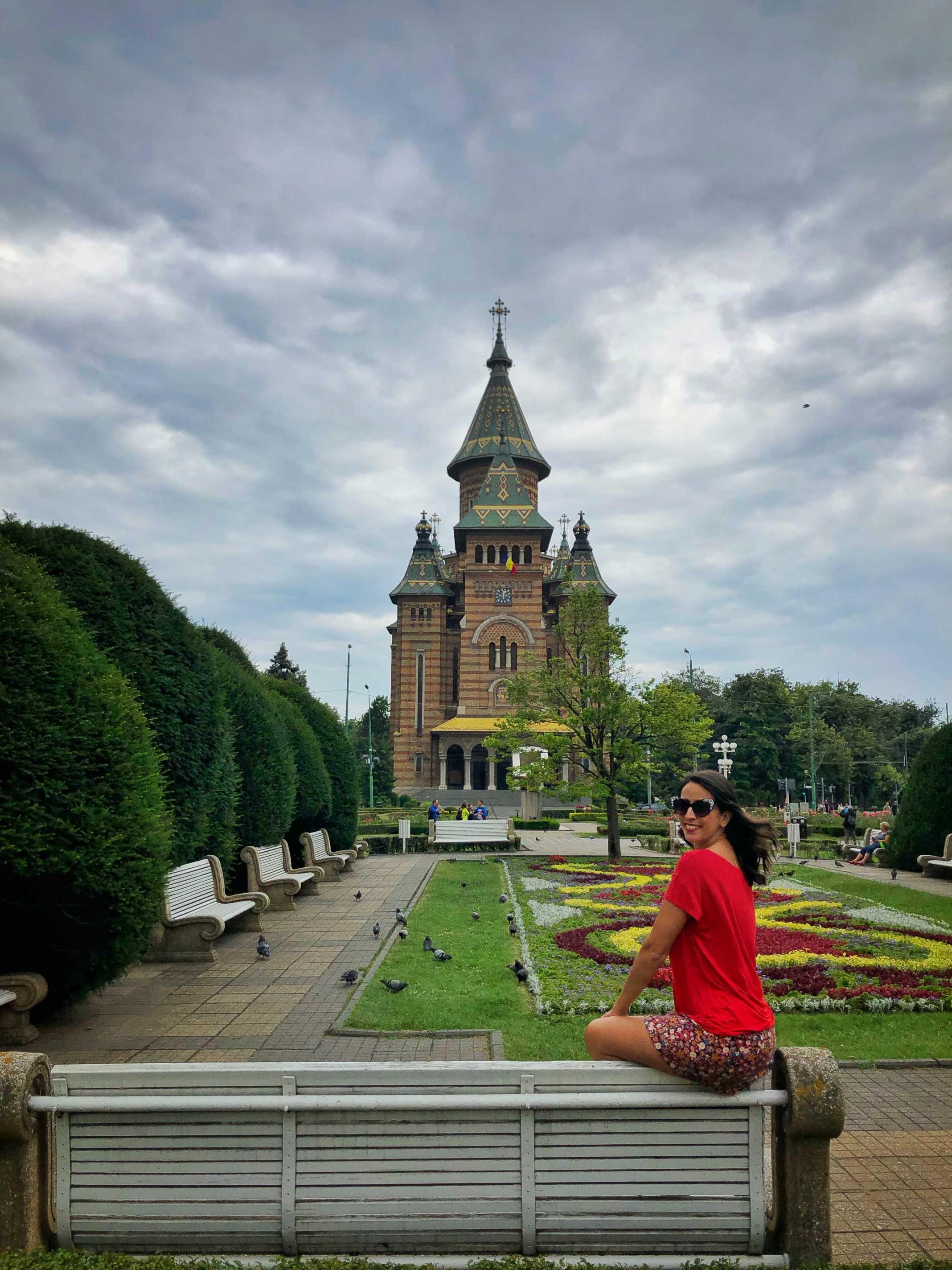 Catedral Timisoara Romênia