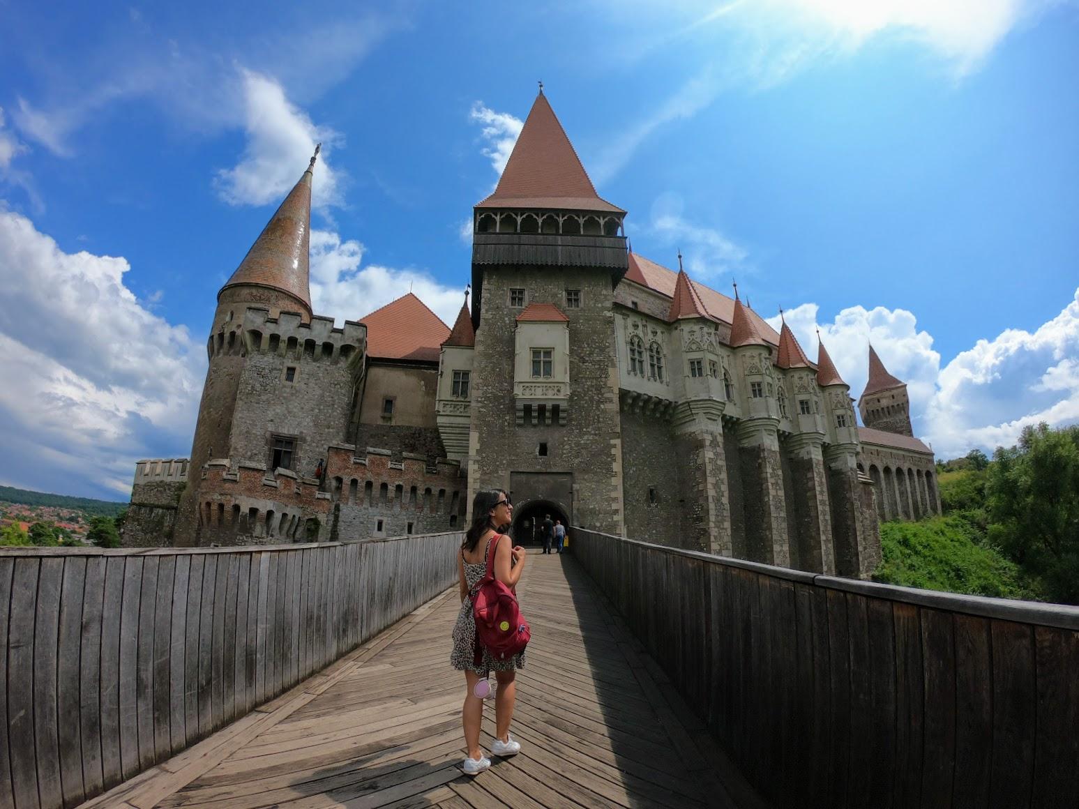 Corvin Castle Romenia