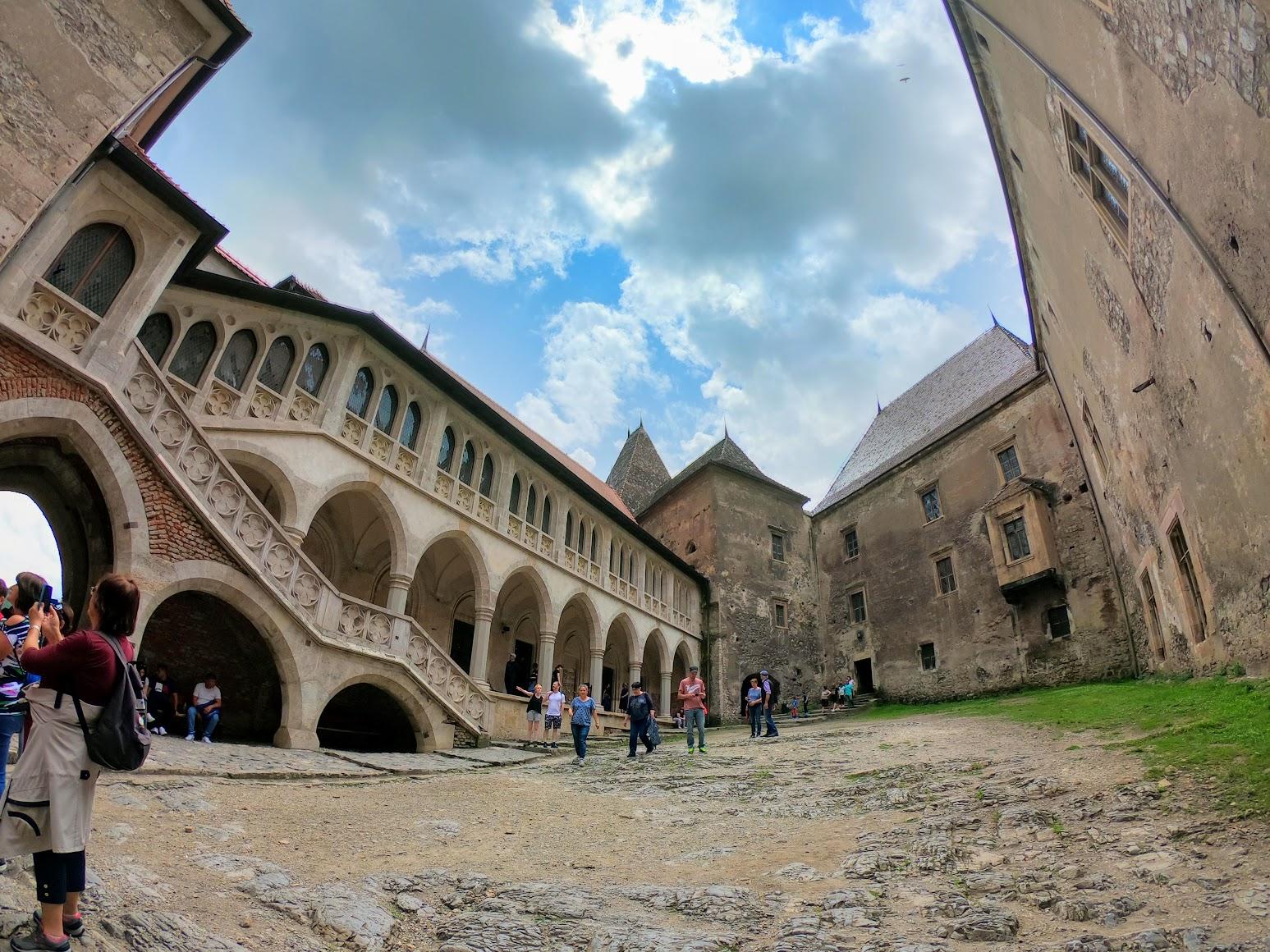 Corvin Castle Transilvânia