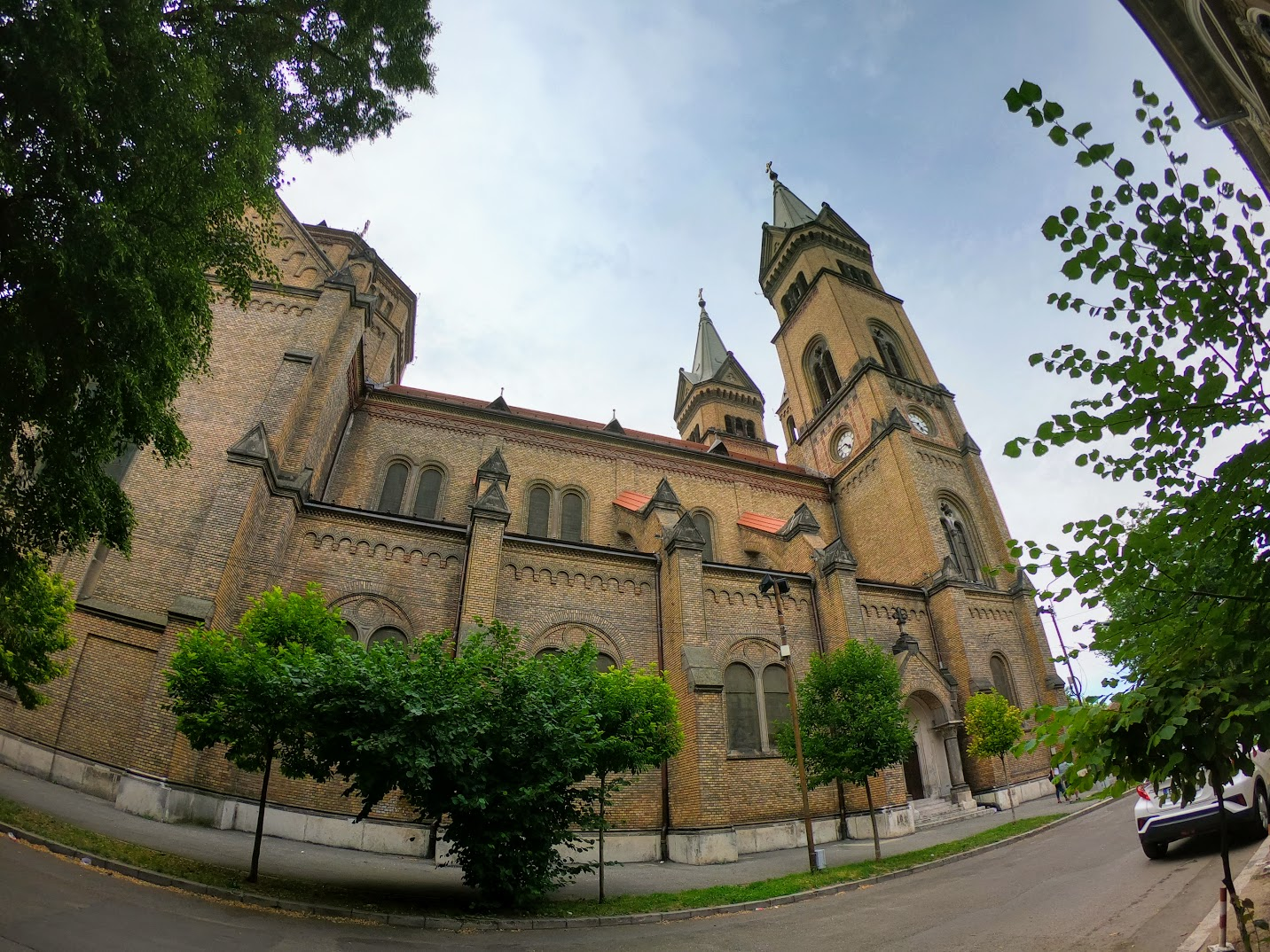 Igreja Timisoara Romania