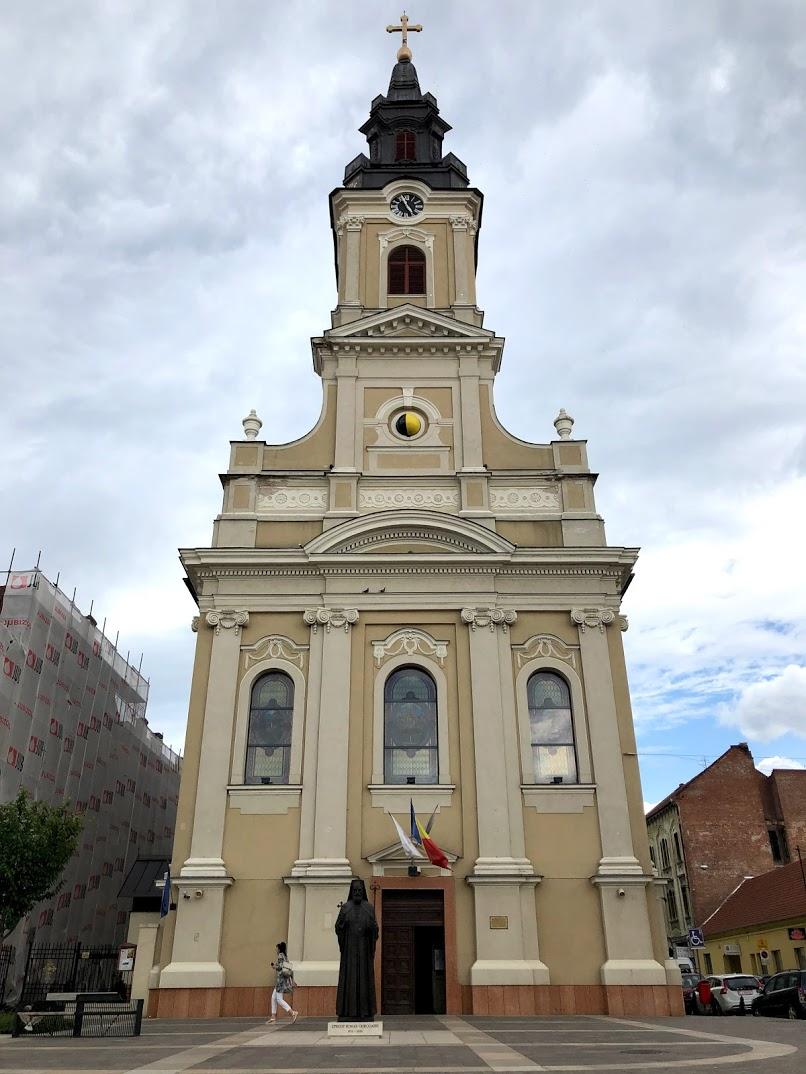 Moon Church Oradea Romenia