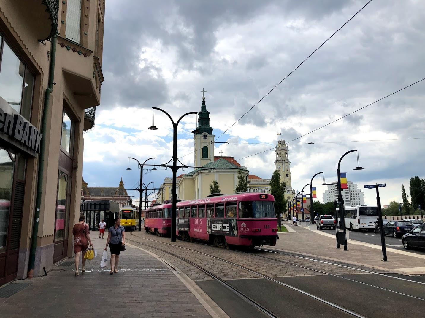 O que fazer em Oradea Romênia