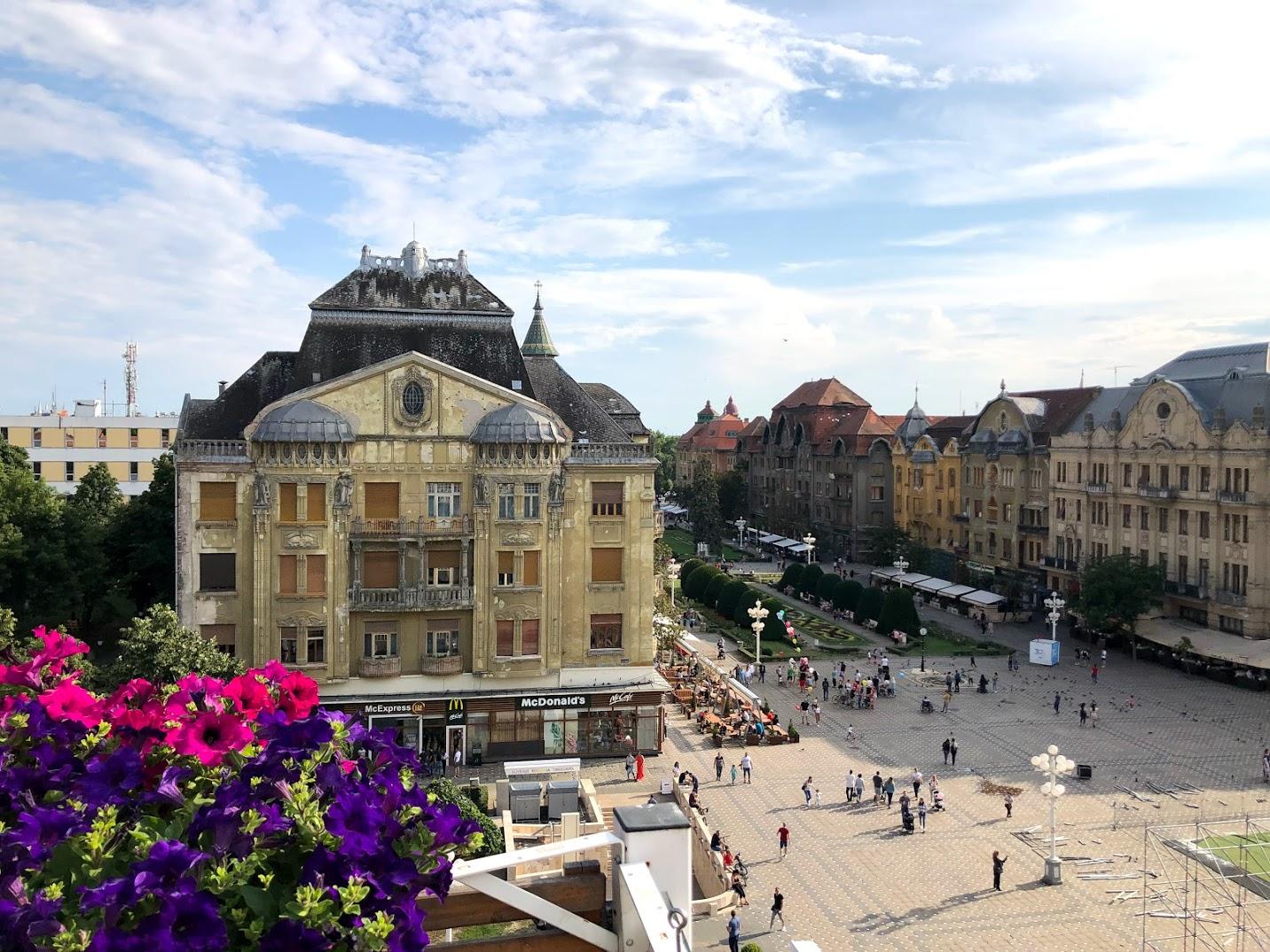 O que visitar em Timisoara Romênia