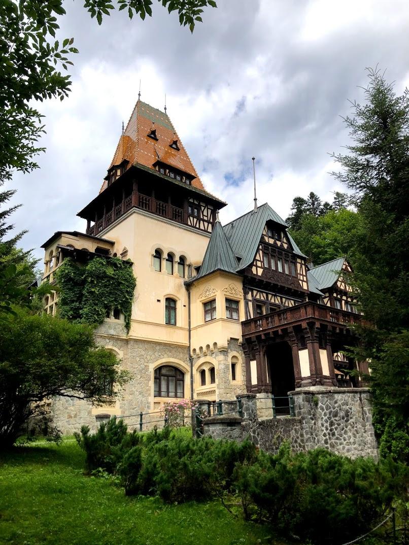 Pelisor Castle Romênia