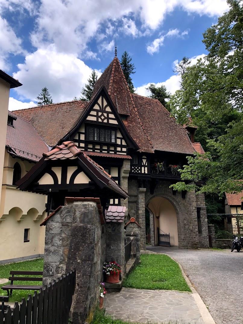 Castelos Sinaia Romênia