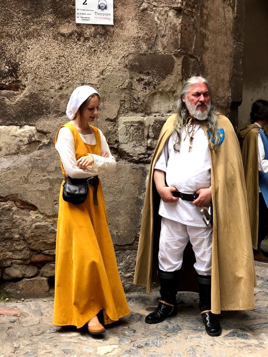 Vida Medieval Romenia