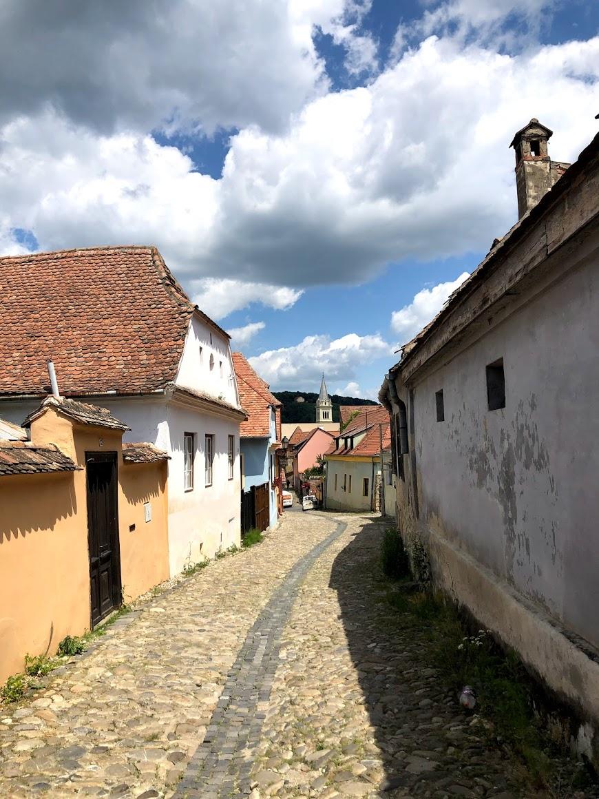 Vila Medieval Romênia