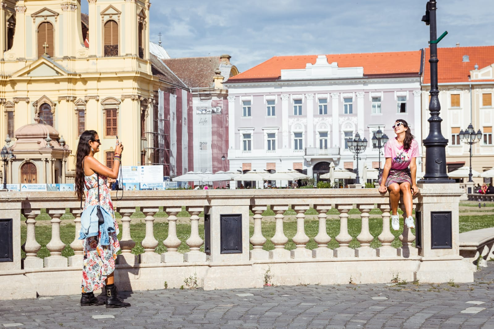 What to see in Timisoara Romania