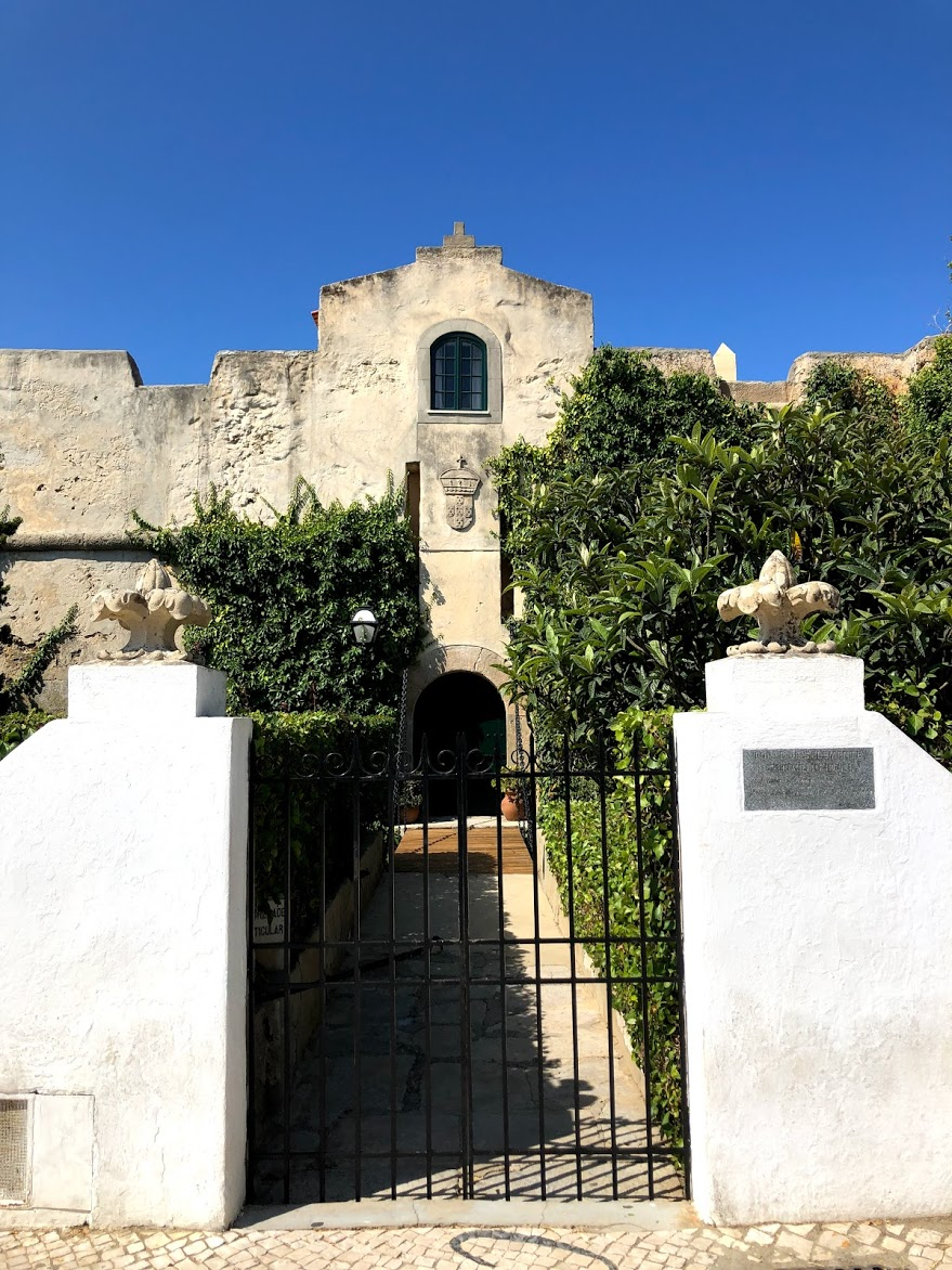 Castelo Vila Nova de Milfontes