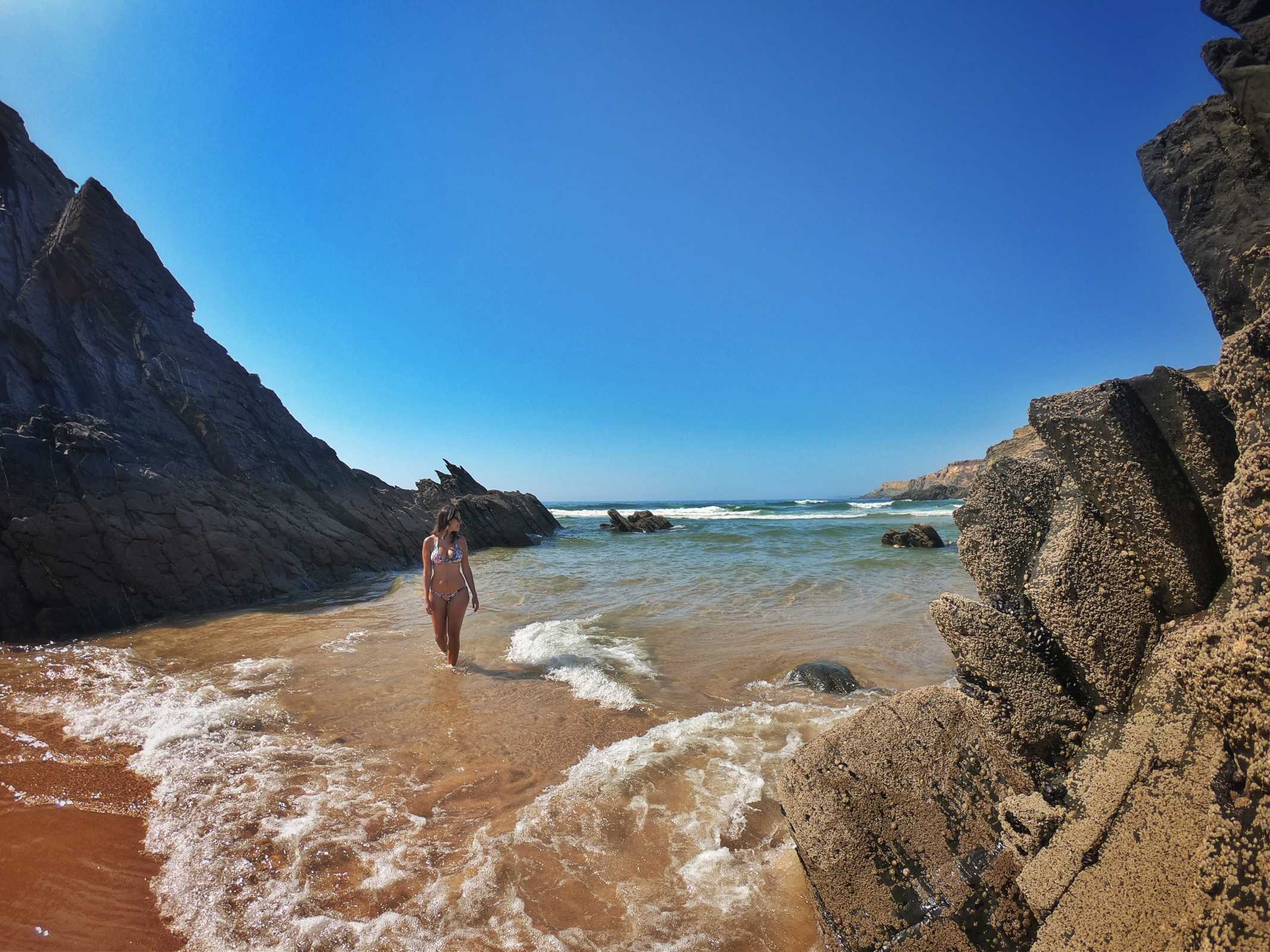 Costa Vicentina Praia do Carvalhal