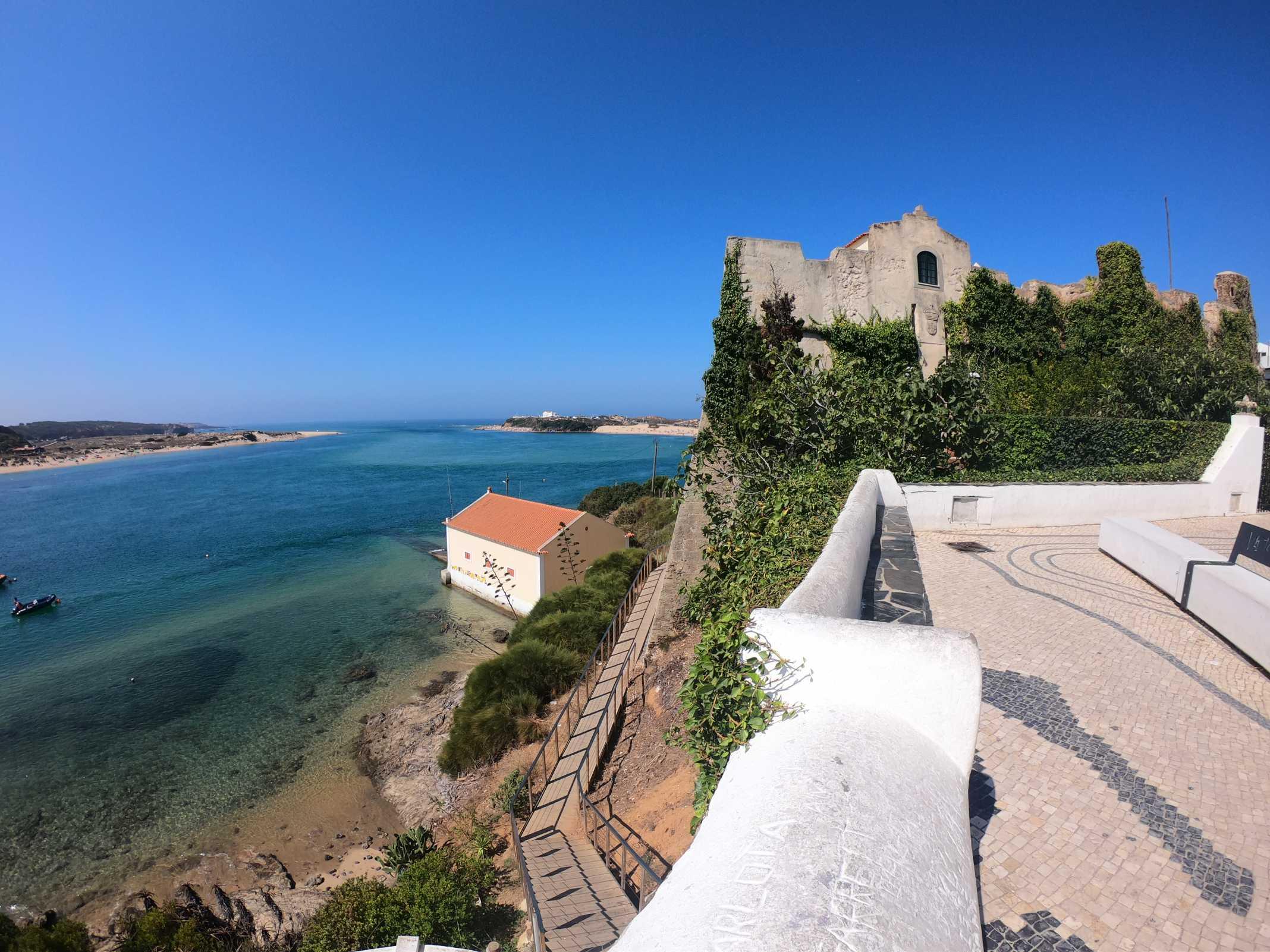 Forte Vila Nova de Milfontes