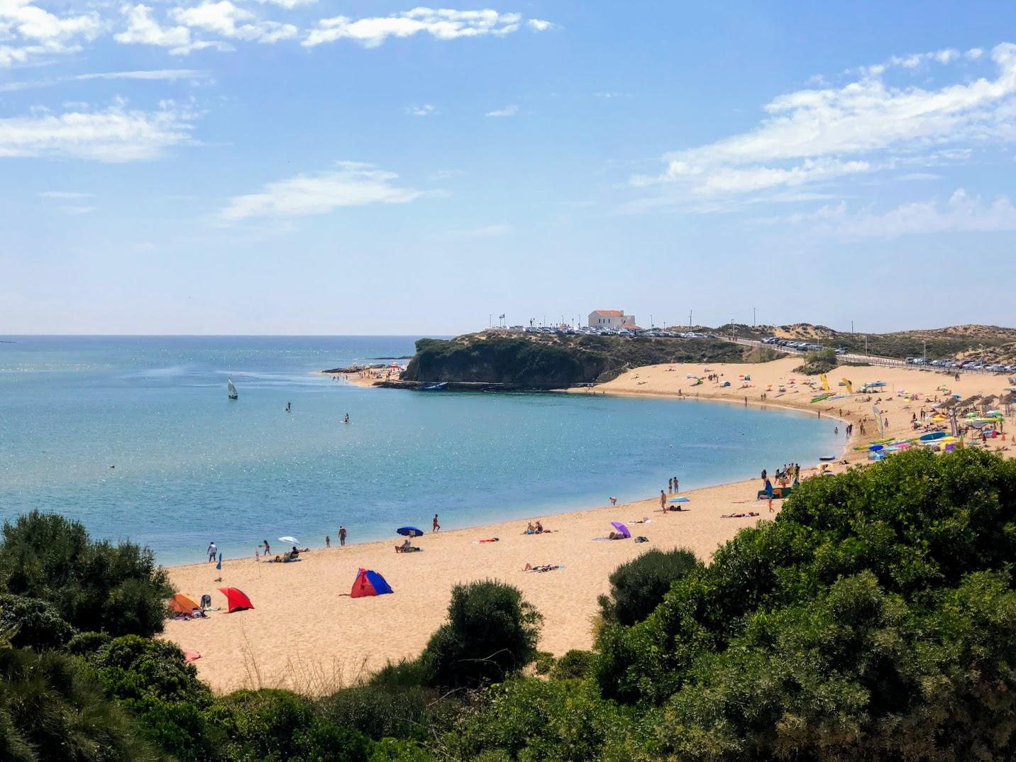 Praia da Franquia Vila Nova de Milfontes