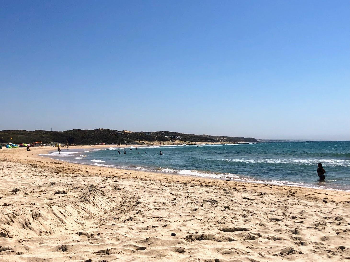 Praia da Vieirinha Sines
