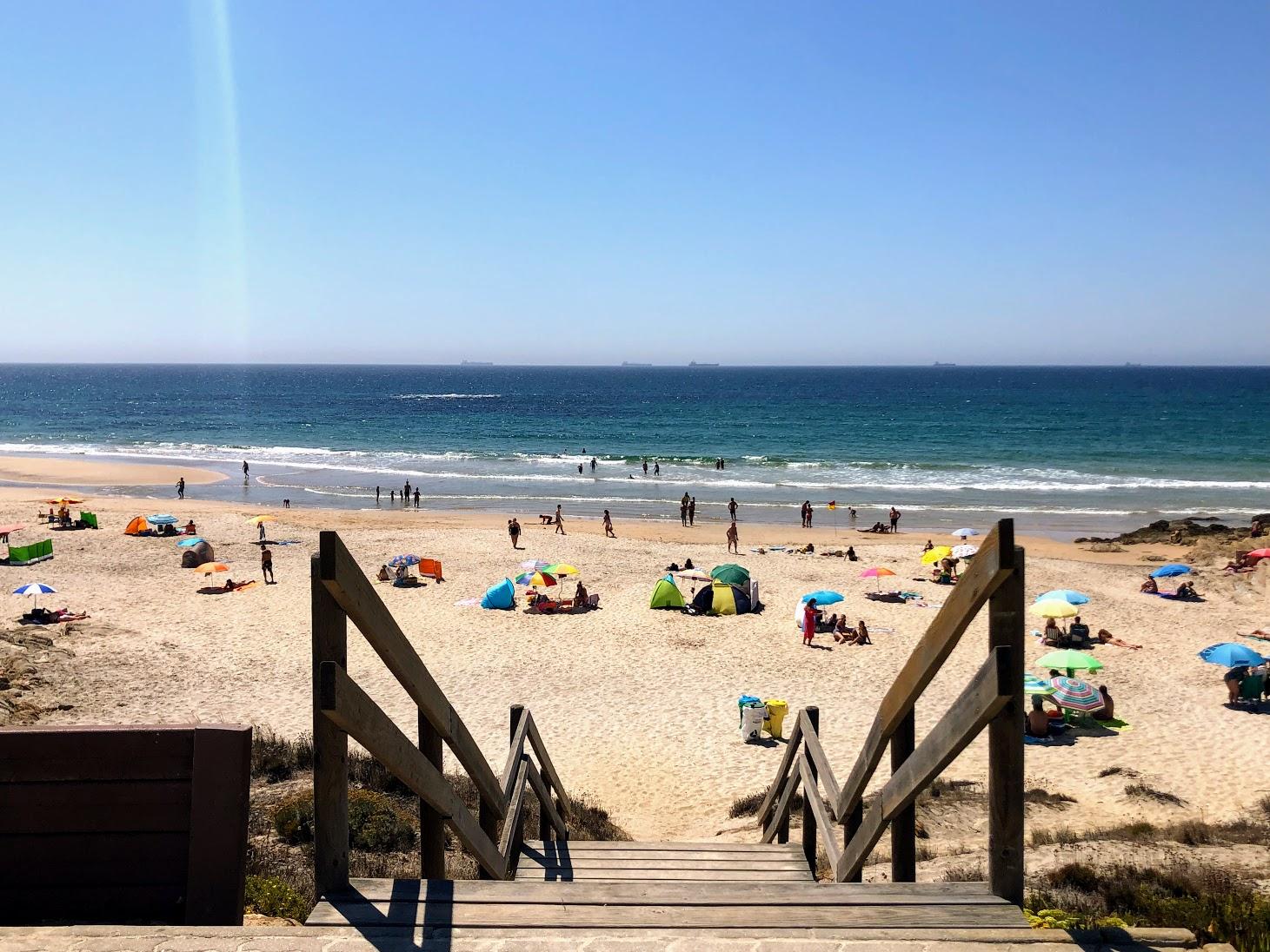 Praia de Morgavel Sines