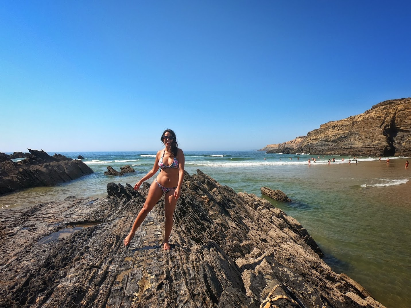 Praia do Carvalhal, Costa vicentina