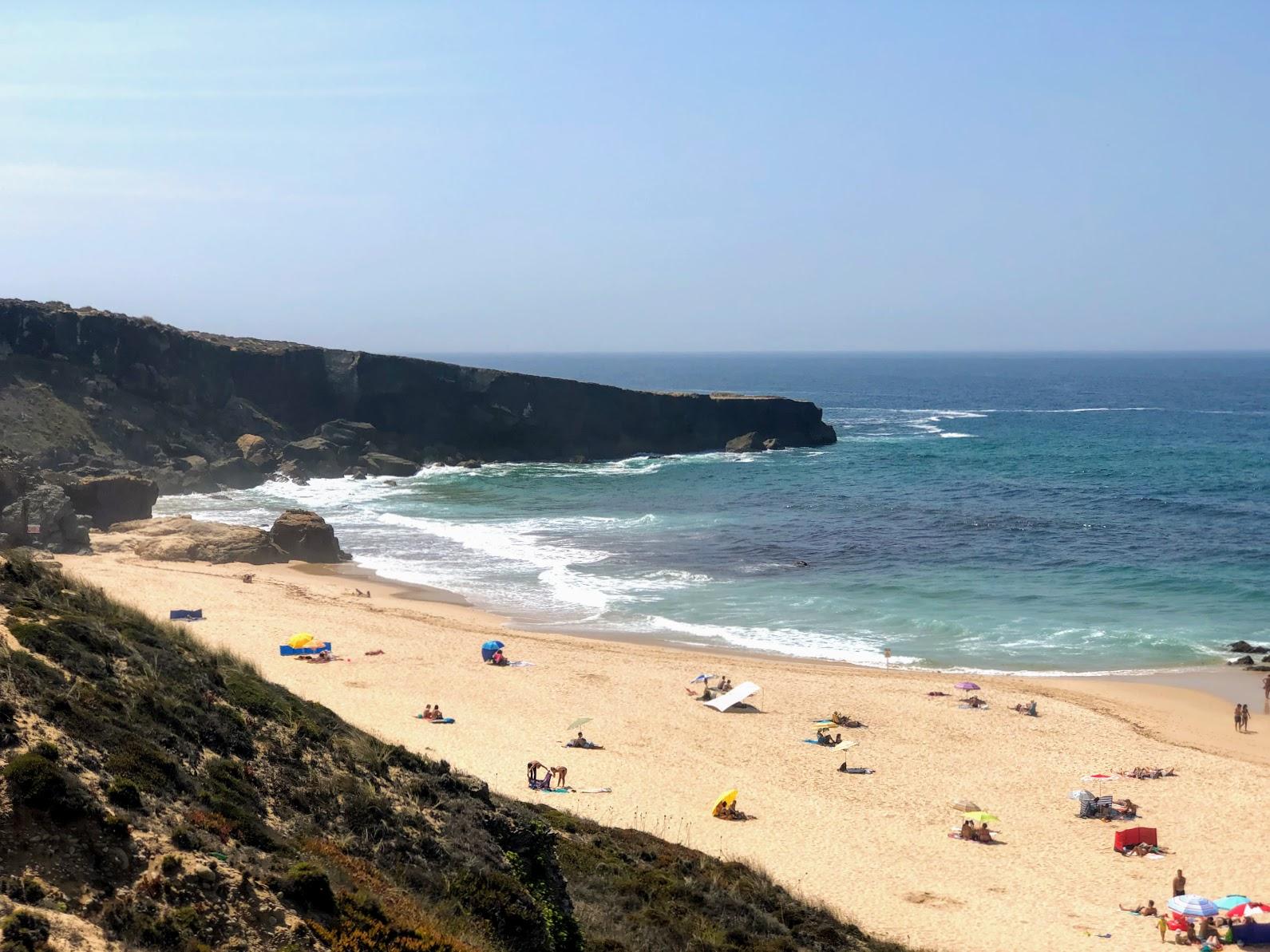 Praia do Malhão Alentejo