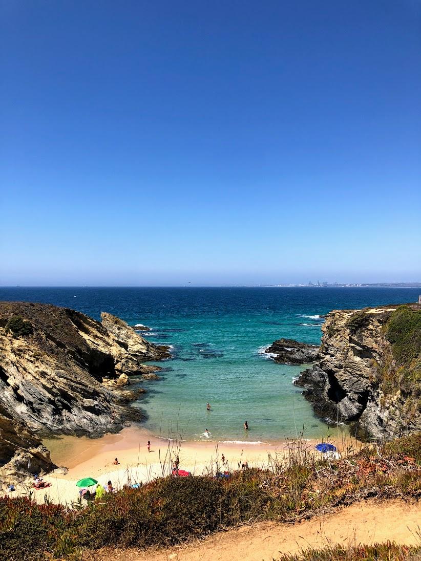 Praia do Salto Porto Covo