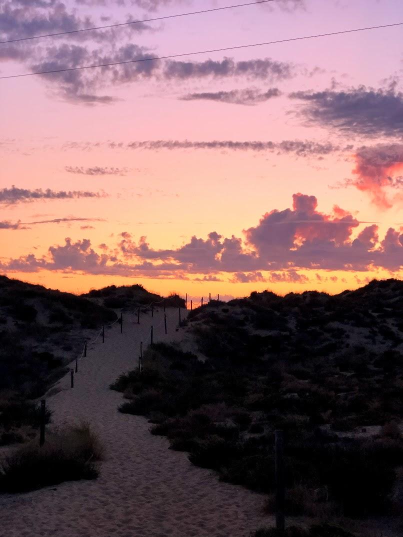 Sunset Alentejo Portugal
