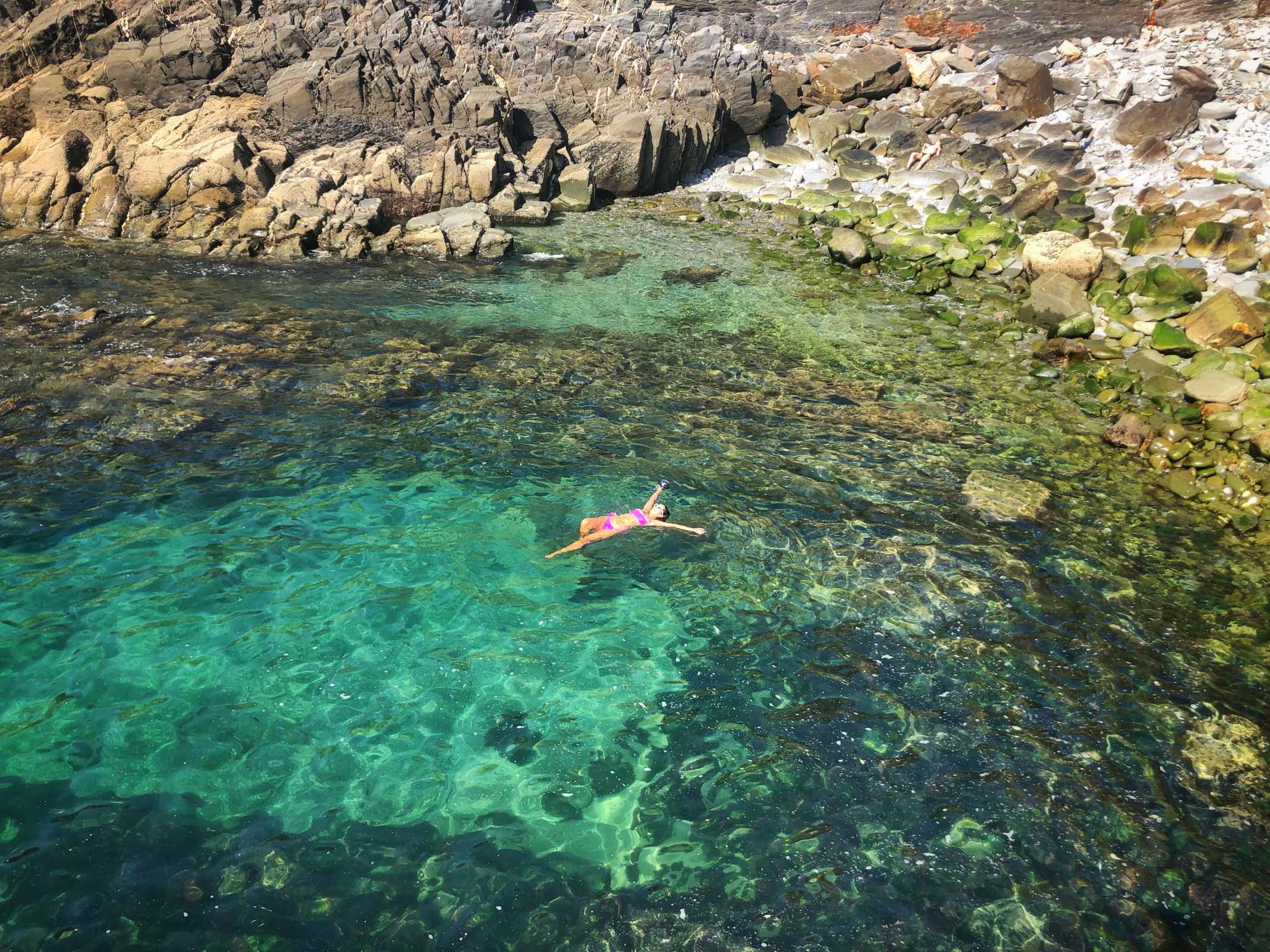 Zambujeira do Mar piscina natural