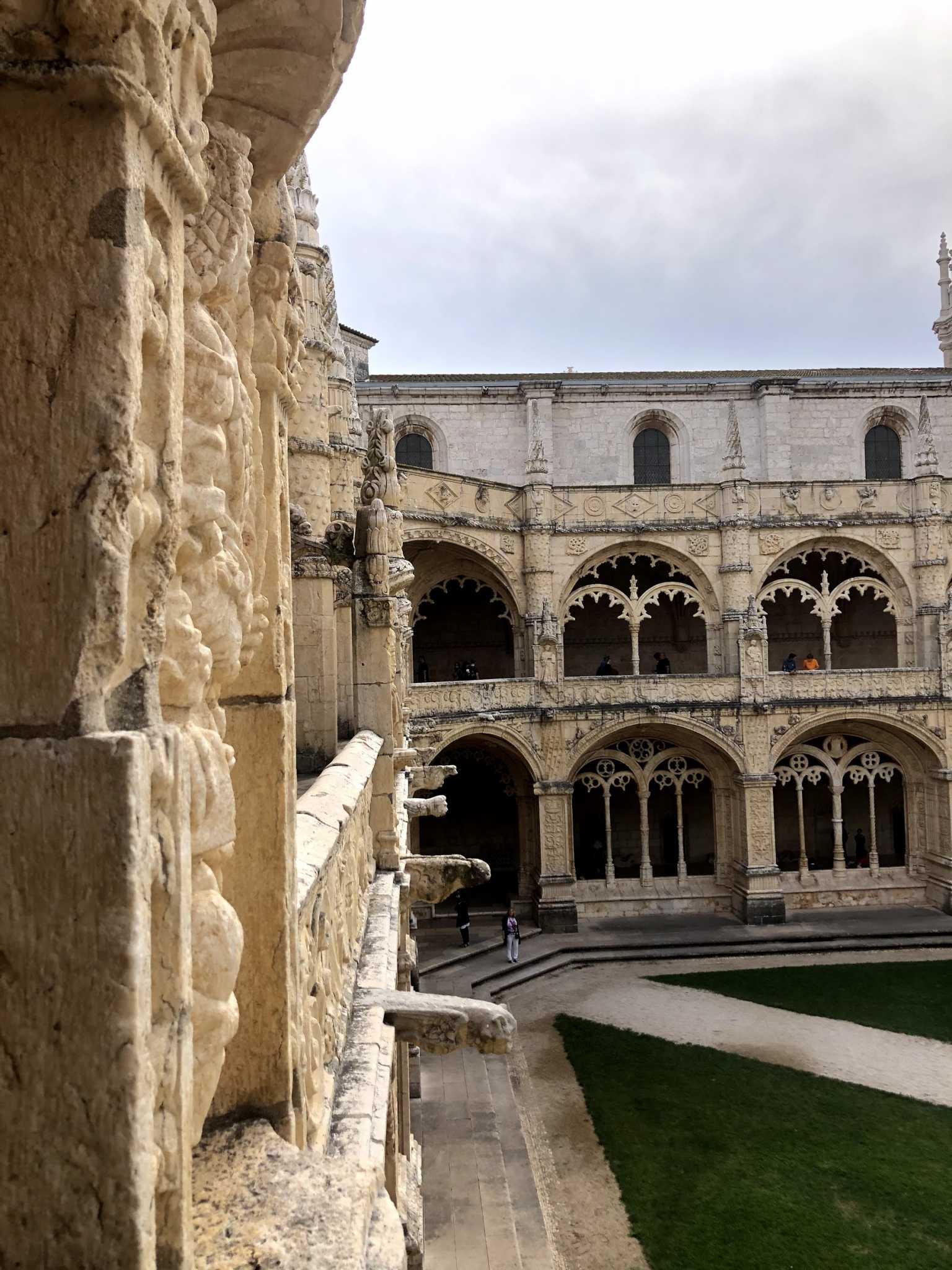Mosteiro dos Jeronimos, Lisboa, portugal