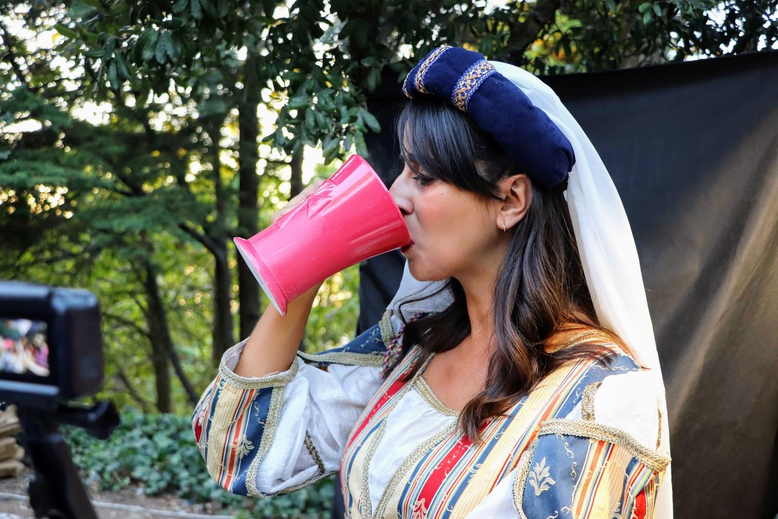 Hidromel bebida medieval