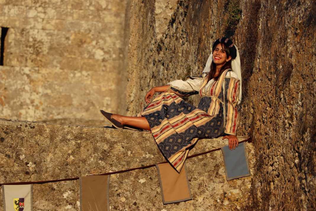 Look Princesa Medieval