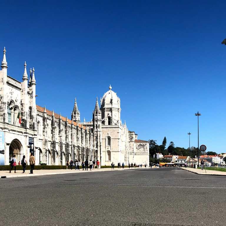 Mosteiro dos Jerónimos!