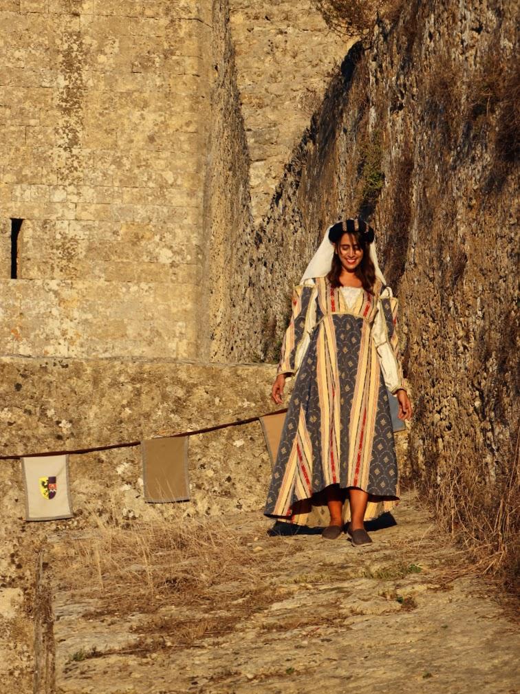 Princesa Medieval Fantasia