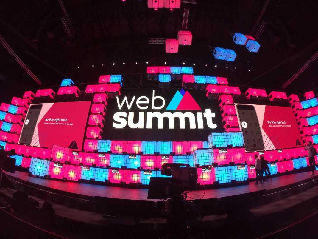 Centre Stage Web Summit