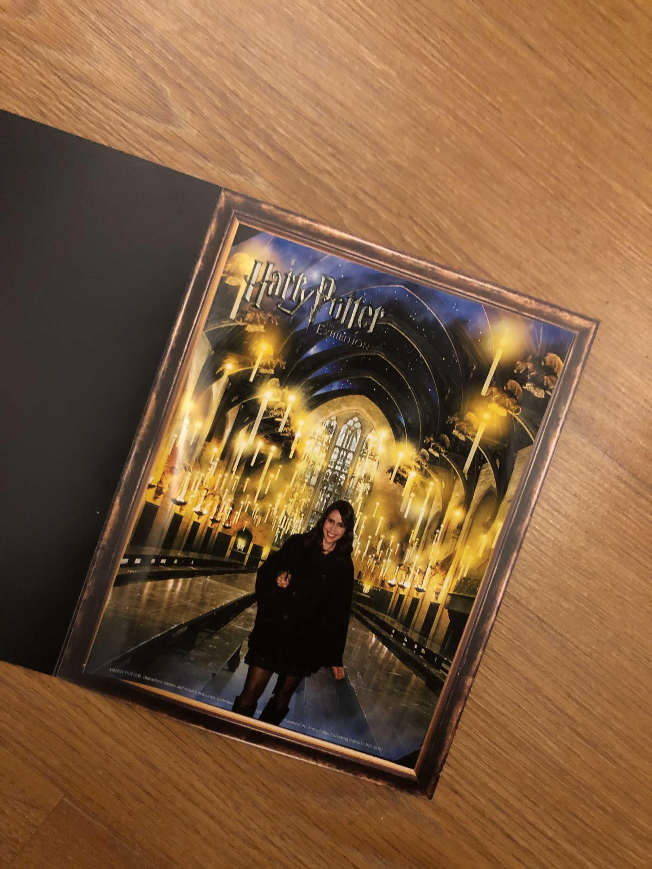 Foto Harry Potter Exhibition