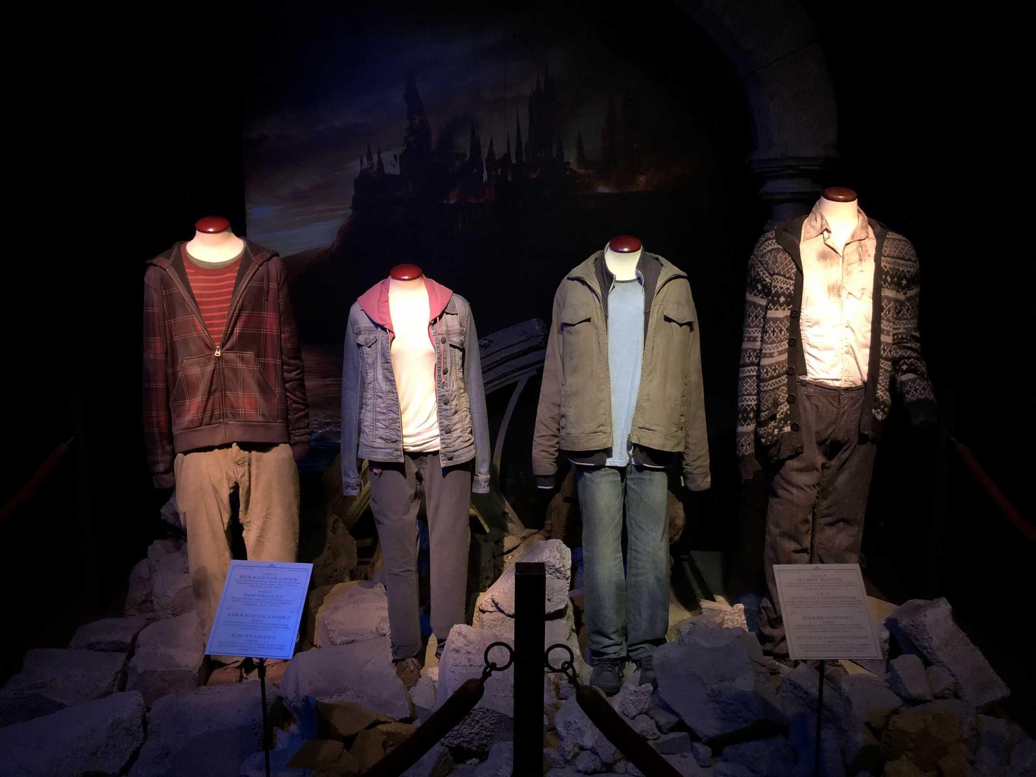 Figurino Harry Potter