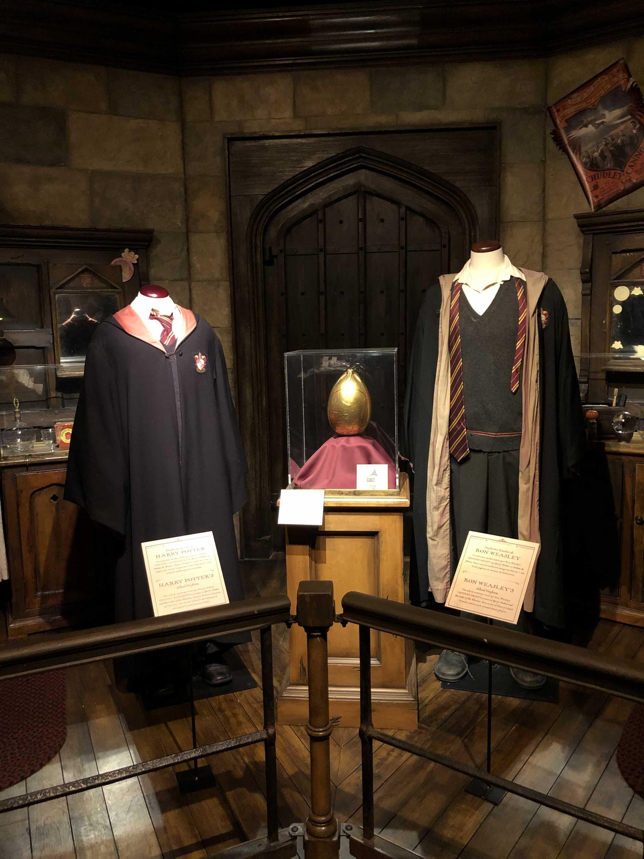 Hogwarts Harry Potter Lisboa