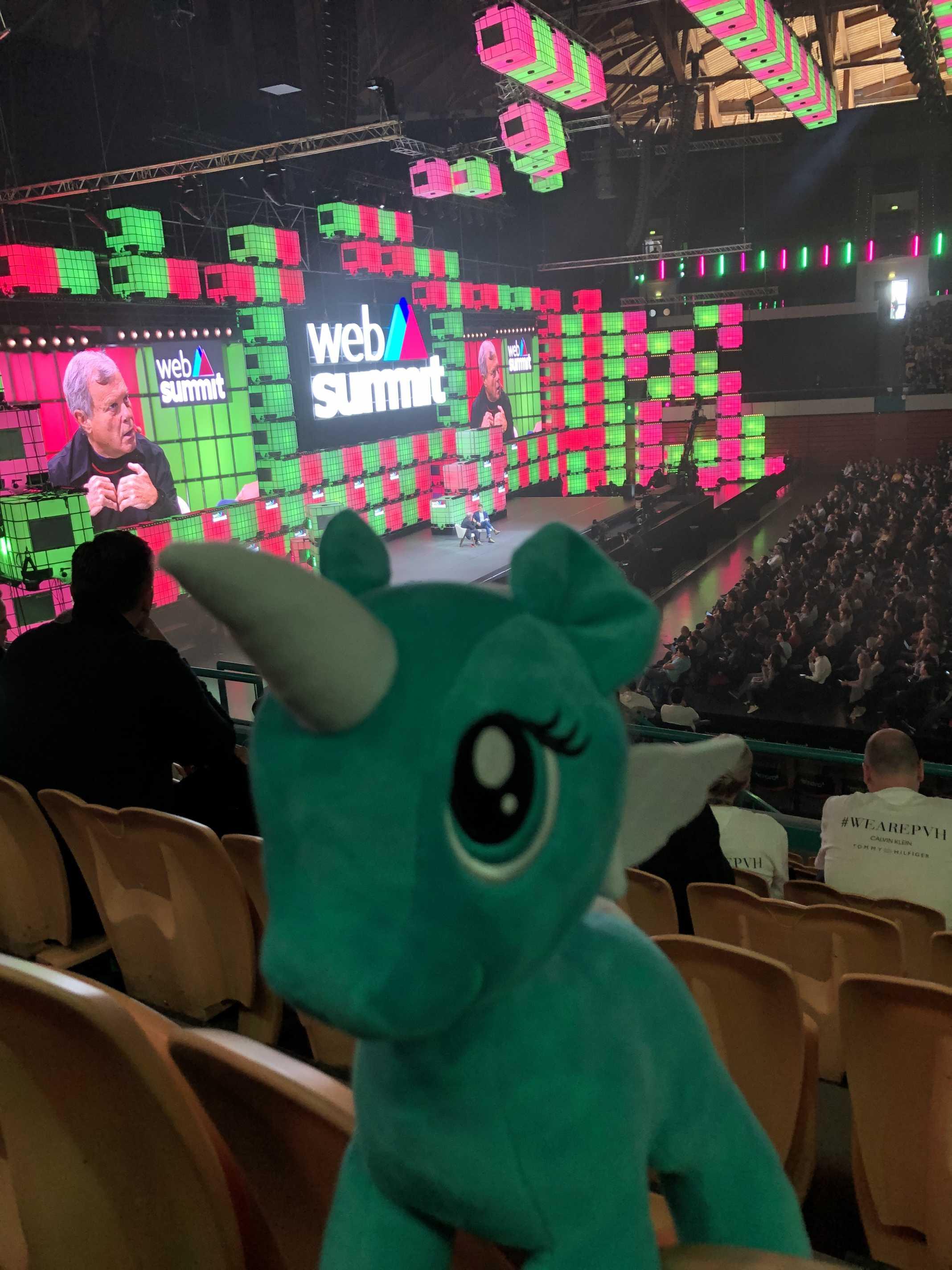 O que ver no Web Summit