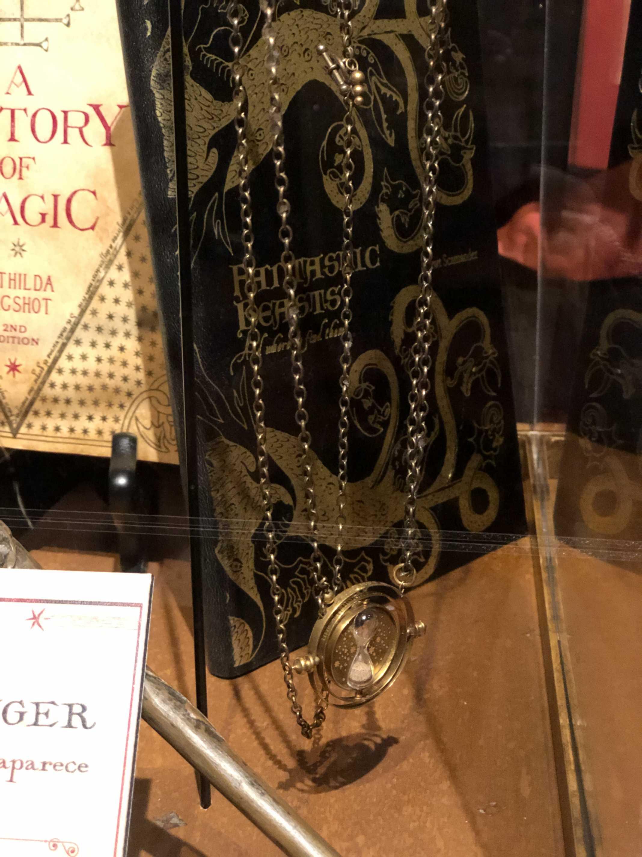 Viratempo Harry Potter exposição