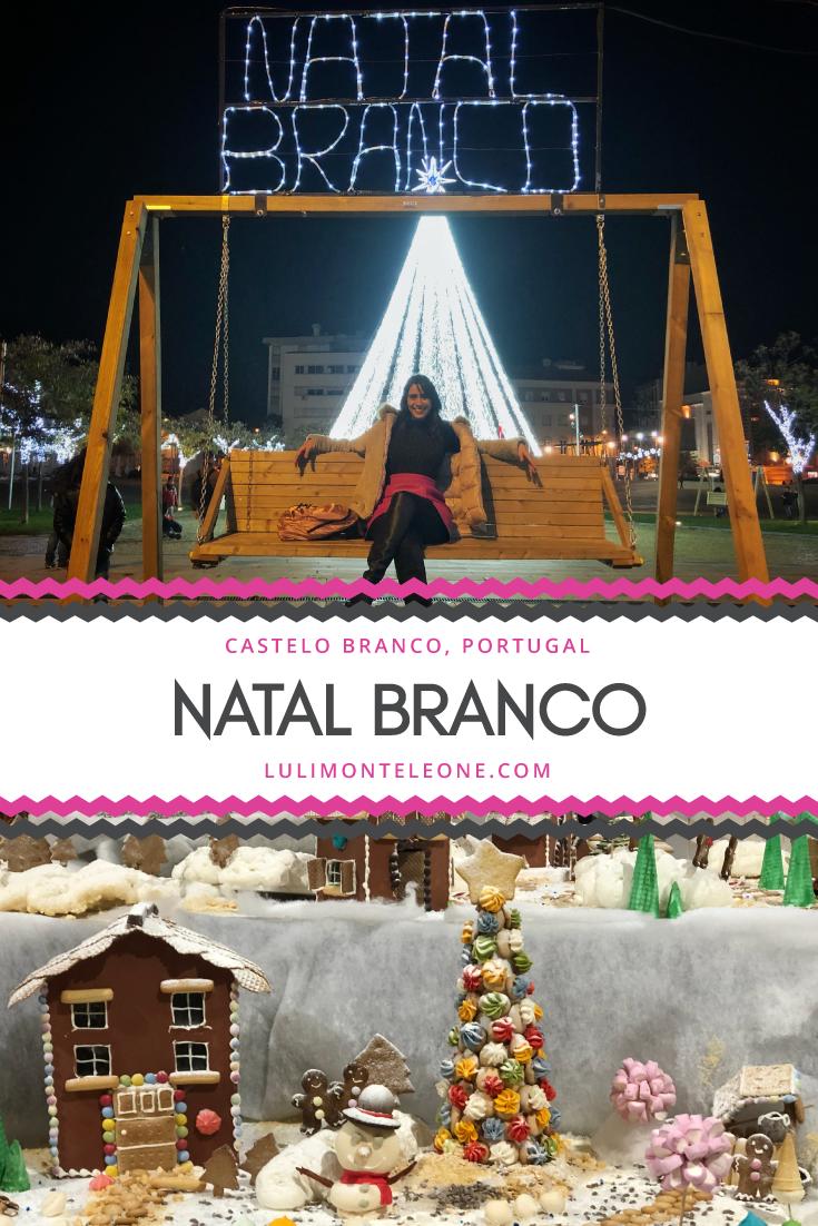 Natal Branco Castelo Branco Portugal