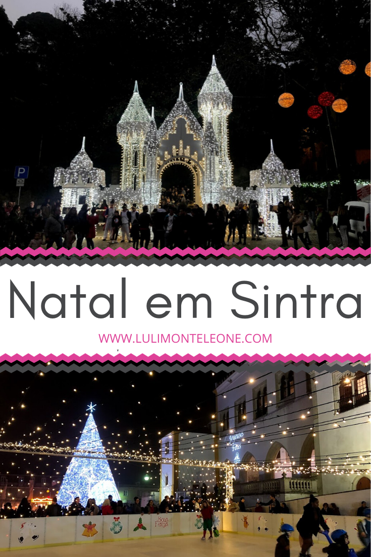 Natal em Sintra