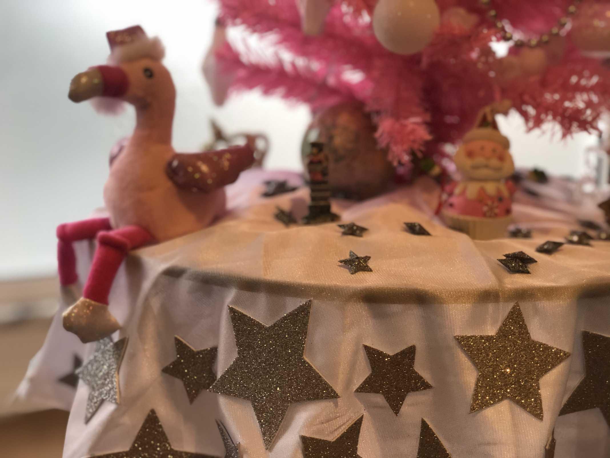 DIY Saia de Árvore de Natal