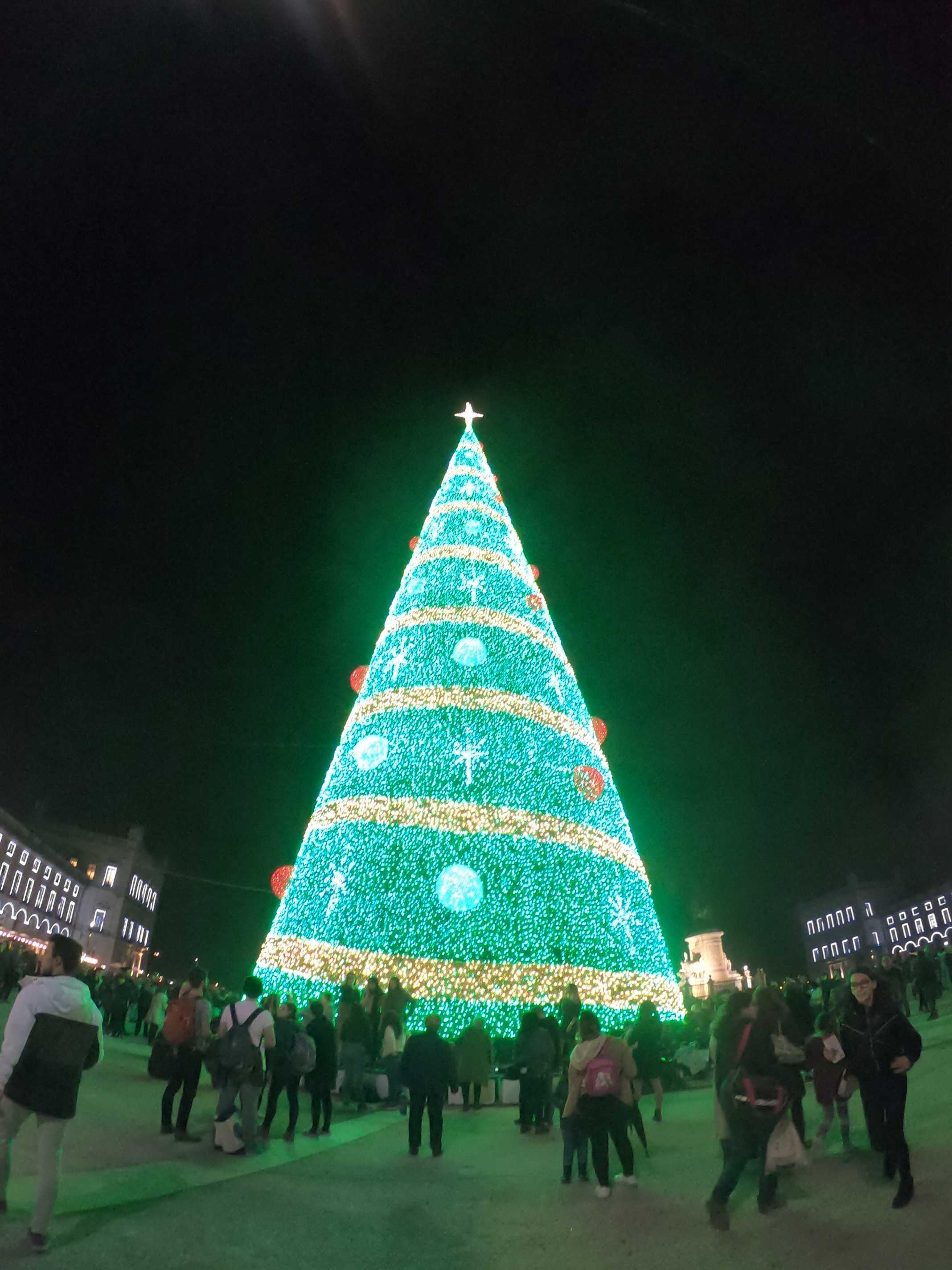 Árvore de Natal Lisboa